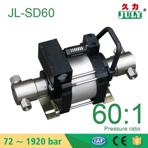 lowest price JULY quality gas liquid pressure booster pump