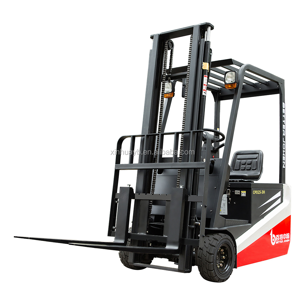3 TONS AC BATTERY FORKLIFT TRUCK