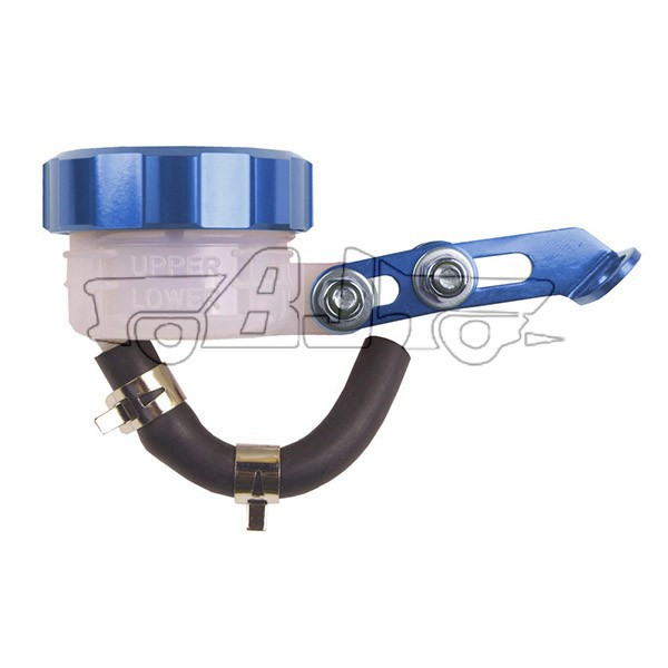 BJ-OC-003 High performance universal CNC aluminum motorbike brake fluid reservoir for ATV KTM
