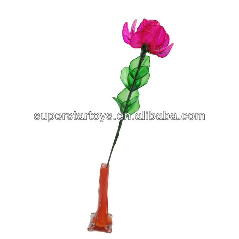 artificial crystal rose artificial flowers 213092013e
