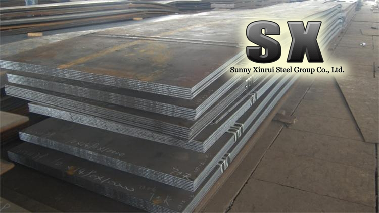 Mild Steel Plate Astm A36/ St37 / St52 S355