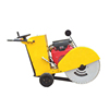 Gasoline asphalt cutting used portable concrete cutter