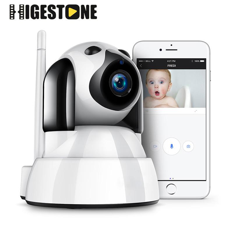 Kablosuz ip kamera bebek izleme monitörü 720 P HD Güvenlik WiFi Kamera Kızılötesi Gece Görüş Ev Ağı cctv güvenlik kamerası