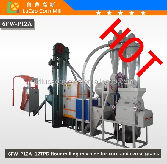 China Supplier Automatic Wheat/corn/maize/teff/rice/barley/grain ...