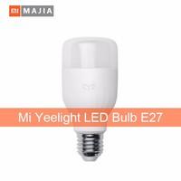 100% Original Xiaomi Yeelight LED Smart Bulb Smartphone App WIFI Remote Control Light 8W White Color Mi Light