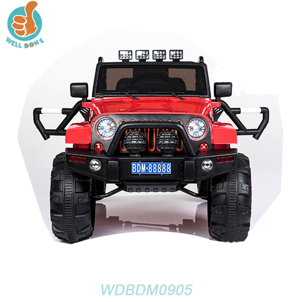 new kids jeep car seatride on carswith double door openmusiclightfour wheel suspension 12v toy jeep wdbdm0905 buy car seat product on alibabacom