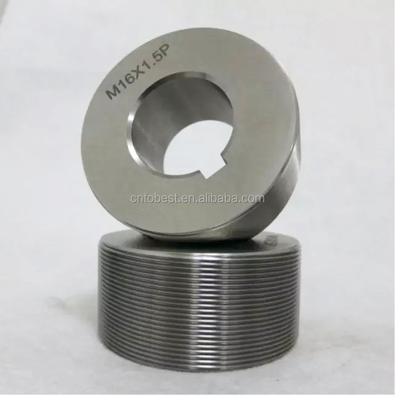 High Precision Thread Rolling Dies Pipe Thread Rolling Dies Customized
