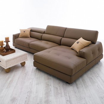 Couch Set Living Room Furniture German Leather Sofa