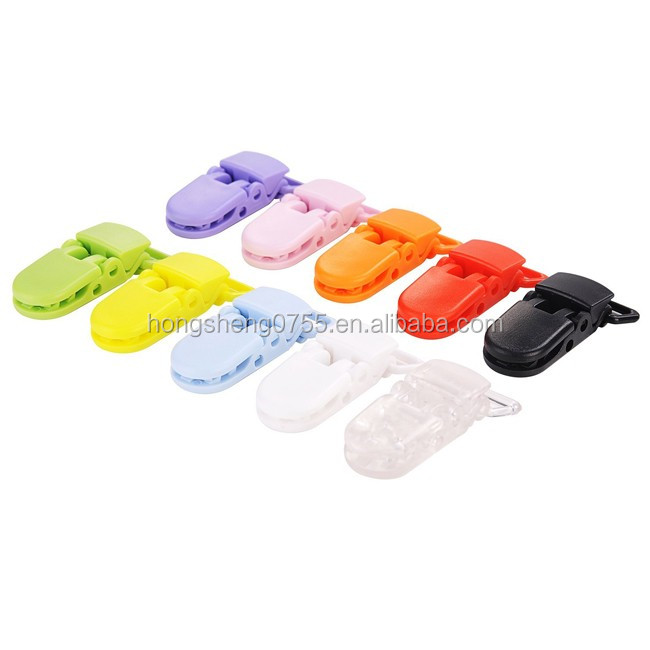 Garments Accessories Brace Clips Plastic Clips for Clothes