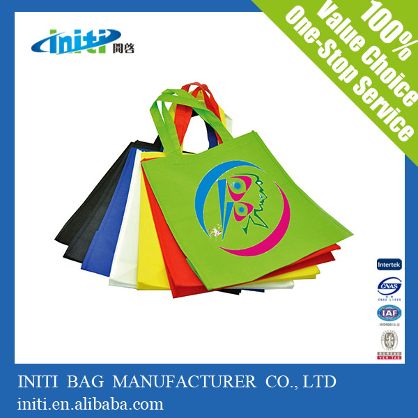 Global Certificated Custom Printed Best Price Recycable Nonwoven Carry Bags