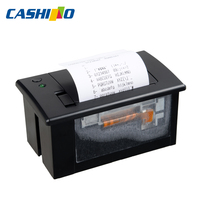 Wholesale 58mm 5-9V RS232 embedded thermal receipt barcode panel printer CSN-A2