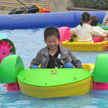 Hot Sale Kids Hand Paddle boat Low price second hand boats,aluminum paddle boats for sale