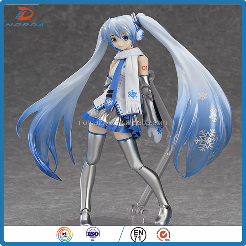 Hot sale variety Hatsune Miku figure