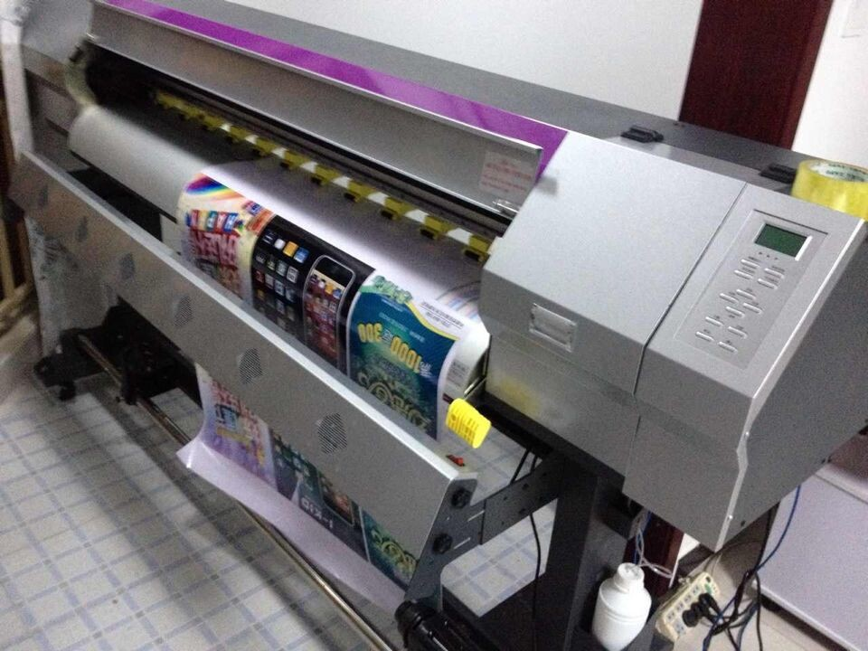 vinyl sticker printer machine