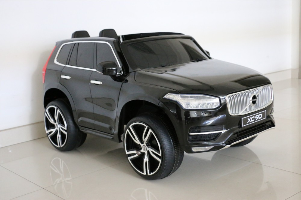2016 nouveaux enfants tour sur la voiture b b batterie de voiture volvo xc90 buy product on. Black Bedroom Furniture Sets. Home Design Ideas
