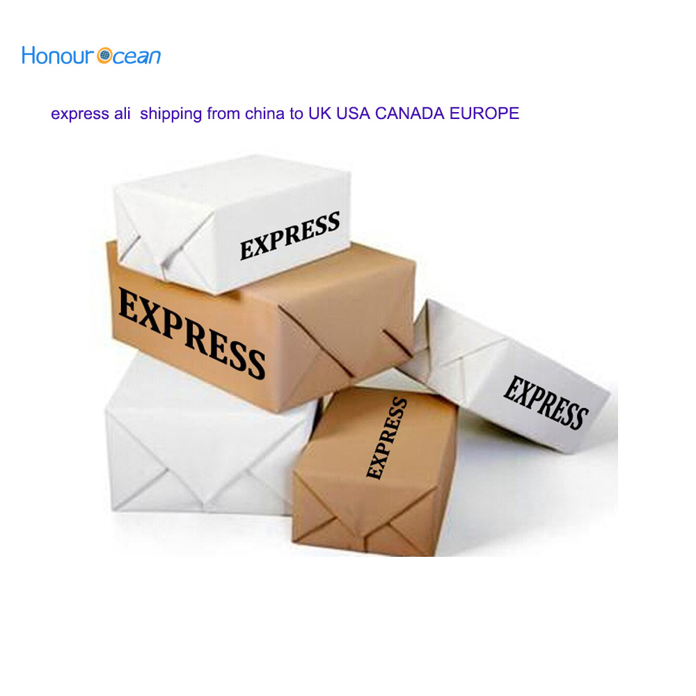express ali shipping from china to UK USA CANADA EUROPE
