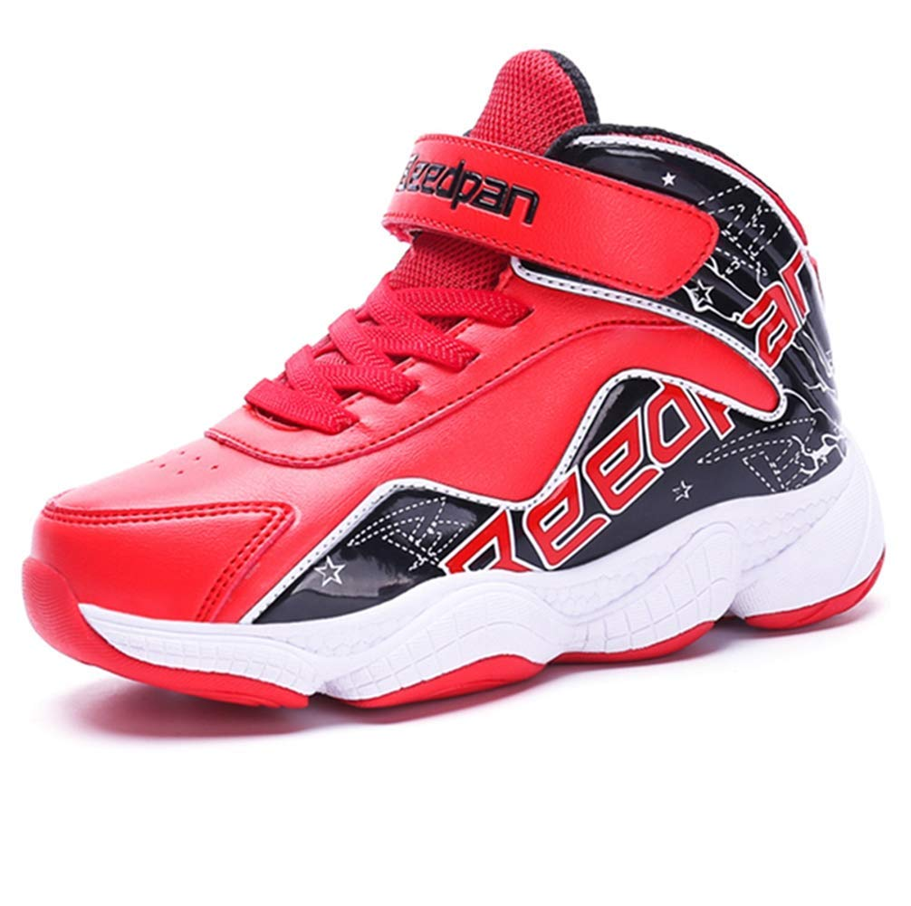 746a80c6d10 Get Quotations · LGXH Youth Boys Girls Basketball Shoes Anti-Slip  Breathable Kids Outdoor Sport Walking Athletic Sneakers
