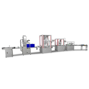 Powder Filling Machine For Protein Baby Formula Milk Powder Packaging in Metal Can tins Aluminium 400g 900g Filling Sealing