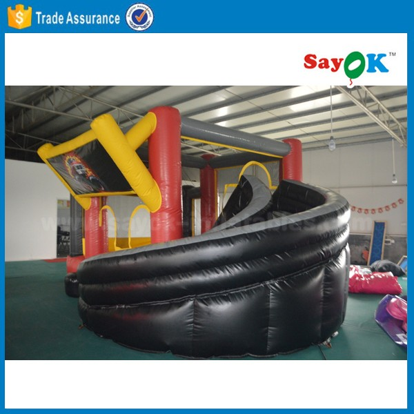wholesale inflatable trampoline rental for sale from china used kids outdoor toys