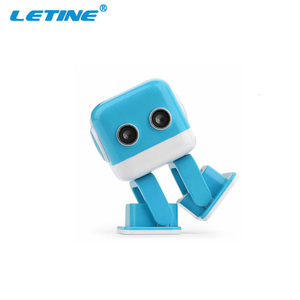 New crazy Robot toy musical dancing toy educational robot with light and music Smart Self Balancing RC Robot Kit For Gift