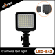 Portable Photo Safe Digital Camera LED Light Mini Video LED Light Install on Camera With 42 LEDS For Perfect Photography
