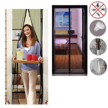 mosquito magic mesh screen door