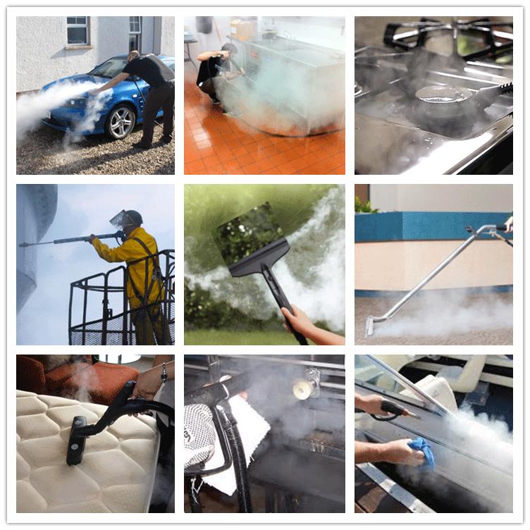 30bar Diesel Car Wash Machine Self Service,Steam Car Wash