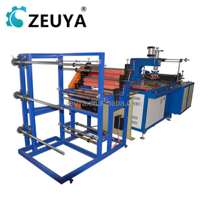 Durable Automatic high frequency machine for pvc film welding Trade Assurance ZY-5KW-AD