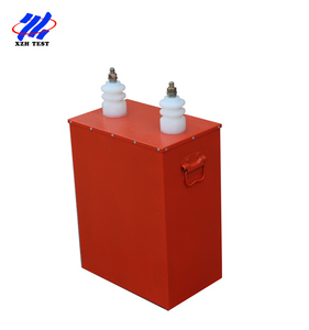 3kV 2uF High voltage impulse energy stored capacitor