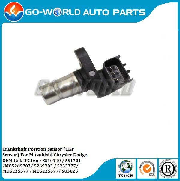 For Mitsubishi/ Chrysler/ Dodge 5269703/ Su3025 / Md5235377 / M05235377 /m  052 3537 7/m 052 6970 3crankshaft Sensor(ckp Sensor) - Buy