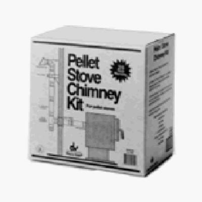 """England's Stove AC-3000 Pellet Stove Vent Kit, 3"""""""