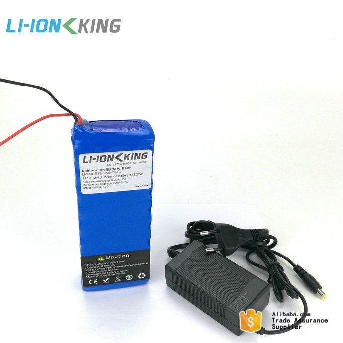 LI-ION KING baterias 12v 12ah LED Light Use 12v 12000mah lithium battery