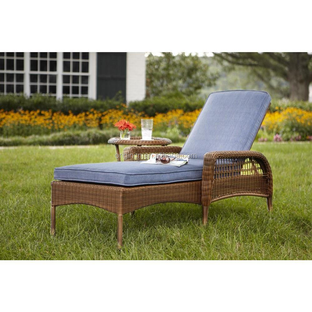 High Quality Round Rattan Made Antique Style Outdoor ...
