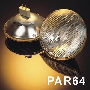 Sealed beam Stage light Q500PAR64MFL