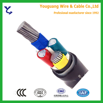 China Cable Company Provide Pvc Insulated Copper Or Aluminum Power ...