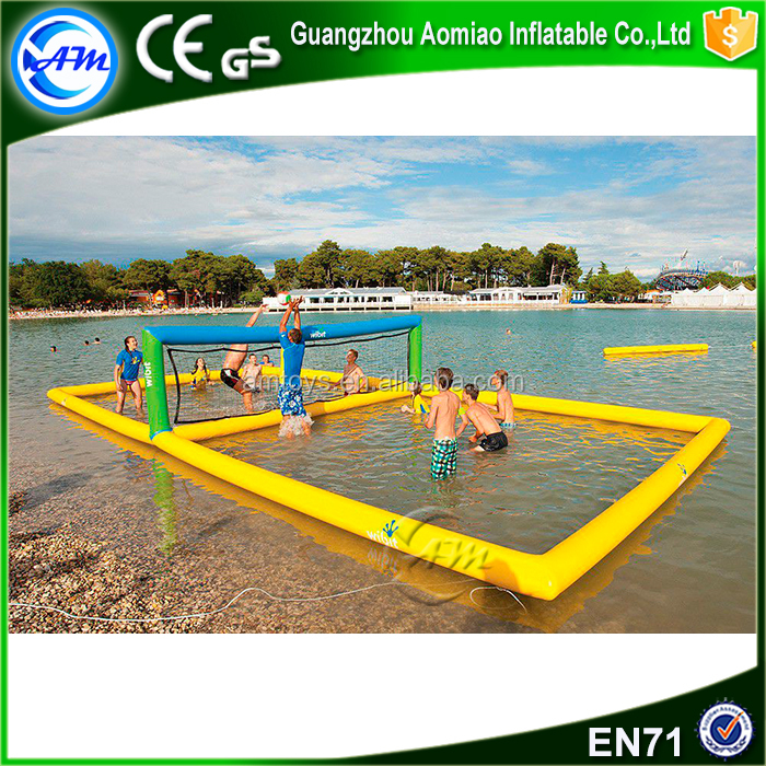 Inflatable Water Volleyball Court, Inflatable Water Volleyball Court  Suppliers And Manufacturers At Alibaba.com