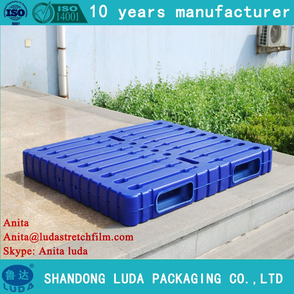 plastic production blow molding machine