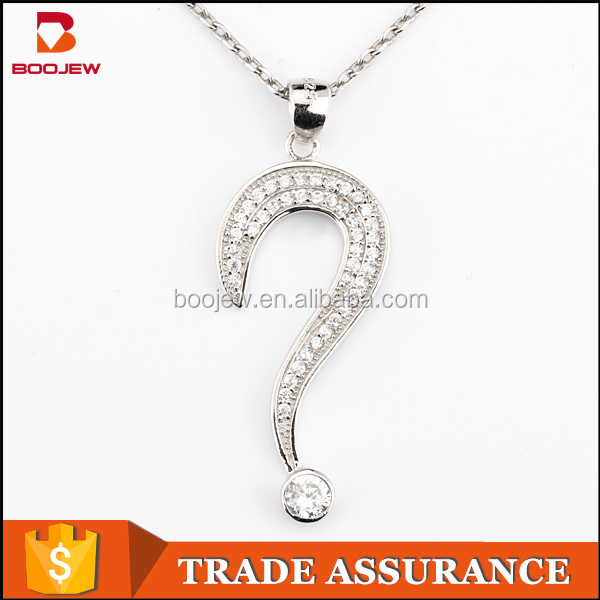 Fashion silver jewelry custom question mark logo pendant 2017 new fashion silver jewelry custom question mark logo pendant 2017 new arrival buy custom logo pendantsilver pendantpendant jewelry product on alibaba aloadofball Image collections