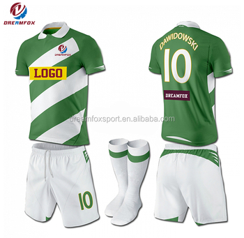 d64637a4b Wholesales Customized Best Sublimation Soccer jersey design 2018 Thai  Quality Cheap custom Sublimated Soccer Jerseys