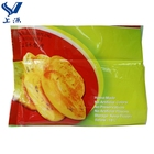 Plastic Custom Fresh Vegetables Packaging Polyethylene Plastic Bag frozen bag