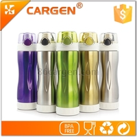 400ml stainless steel insulated vacuum flasks with filter