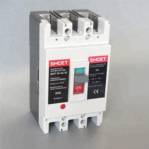 CE EAC CTM1-400L 225A to 400A mccb circuit breaker prices of mccb