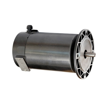 Chinese wholesale companies electric vehicles motor for EV brushed dc motor 24v 500w