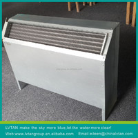 High Quality Cheaper price vertical Exposed Type Fan Coil Unit for Central Air Conditioning System