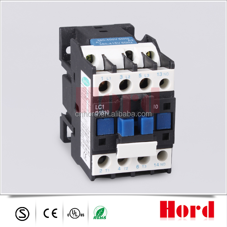 The best price Ac contactor LC1-D09 classic type, electrical contactor types