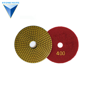 Different Models of marble floor wet polishing pad many patterns high quality for granite