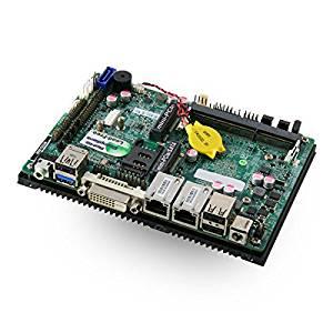 """Jetway NF532-2930 Intel Celeron N2930 Industrial 3.5"""" SBC Dual LAN Motherboard"""