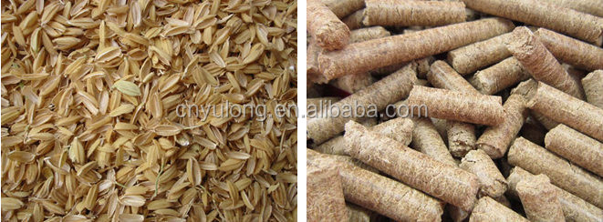6mm Golden Fire Wood Pellets High Btu Wood Pellets Pellet
