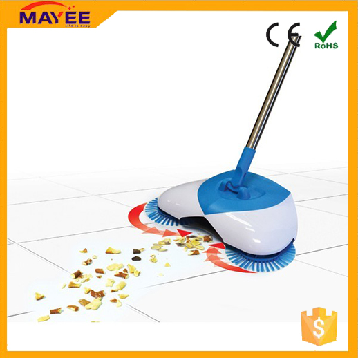 Wholesale magic hand push 360 degree sweeping spin broom spinning floor sweeper