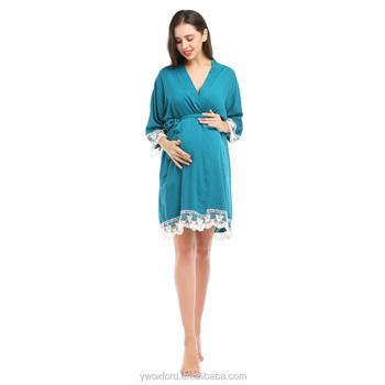 Size Source · Women s Kimono Robe Short Lightweight Lace Cotton Knit  Bathrobe 1b90fa229